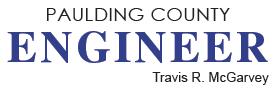 Paulding County Engineer Logo